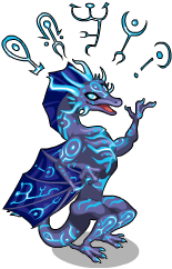 Rune dragon an