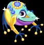 Gem frog single