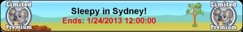 Goal outback koala title
