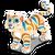 Goal jupiter tiger icon