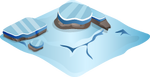 Seal cubby habitat
