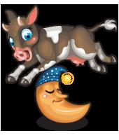Moon cow single