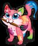 Paint kitten sing