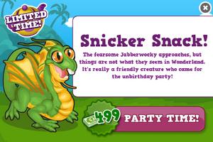 Jabberwocky modal