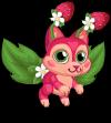 Strawberry sprite single