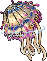 Flower hat jelly single
