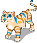Jupiter tiger static