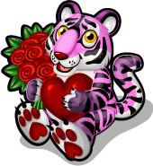 Rose tiger single