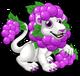 Grape lion single