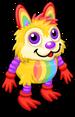 Rainbow sprite single