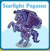 Starlight pegasus card