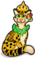 Cloud temple leopard single