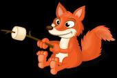 Marshmallow fox single