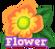 Flower cubby hud