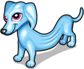 Taffy dog single