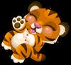 Tiger baby mile2 single