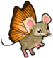 Butterfly mouse single