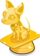Chihuahua trophy