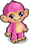 Cubby monkey love single
