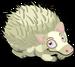 Albino hedgehog single