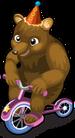 Furry Cyclist single