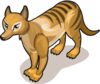 Tasmanian Tiger single