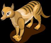 Tasmanian Tiger single
