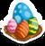 Gaol egg pile icon