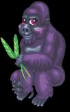 Lowland gorilla static