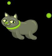 Deep space cat single