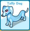 Taffy dog card