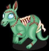 Zombie kangaroo single