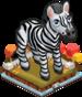 Autumn zebra single