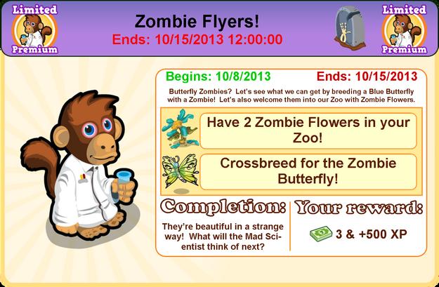 Goal zombie modal7