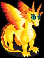 Sun dragon single