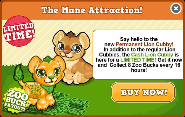 Cubby lion1 modal