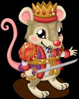 Mouse king single