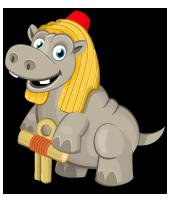 Tauret hippo