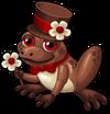 Chocolate frog single