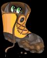 Boot scorpion an
