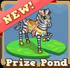 Store carousel zebra