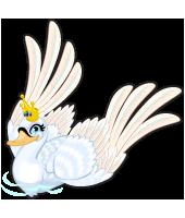 Swan princess single