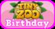 Cubby Birthday Badge
