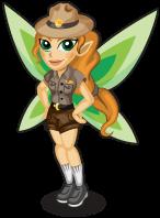 Ranger fairy single