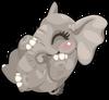 Elephant baby mile2 single