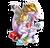 Goal birthstone dragon icon