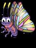 Fairy glen butterfly single