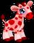 Cubby giraffe ruby single
