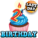 Birthday 2 last hud