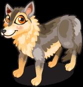 Yellowstone Wolf single